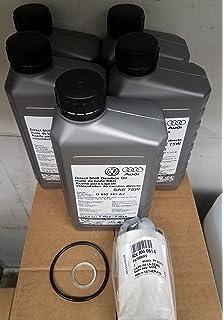 Volkswagen DSG Tran Kit de filtros