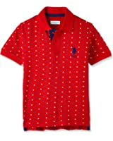 US Polo Boys T-Shirt