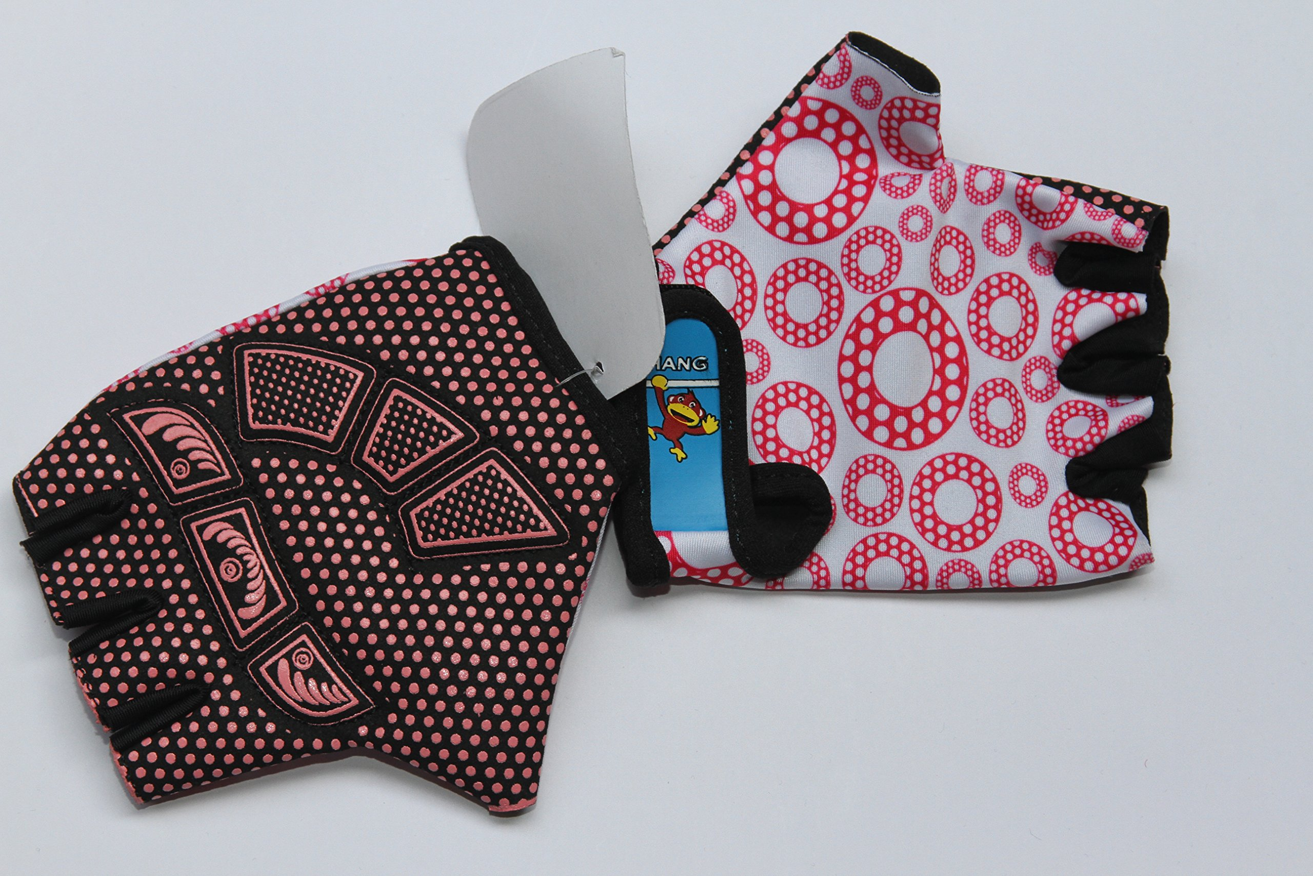 HANG Monkey Bars Gloves (Kids 5 and 6) with Grip Control by HANG (Image #3)