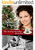 A Christmas Peril (The Teacup Novellas Book 5) (English Edition)