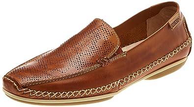 Pikolinos Roma W1r Mocasines para Mujer, Marrón (Brandy) 39 EU: Amazon.es: Zapatos y complementos