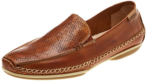 Pikolinos Roma W1r_v18, Mocasines para Mujer, Marrón Brandy, 39 EU: Amazon.es: Zapatos y complementos