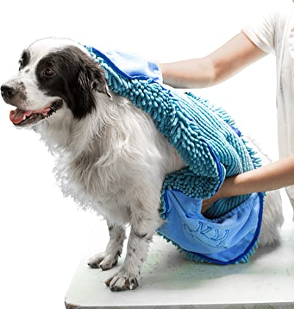 Tuff Pupper Large Dog Shammy Towel