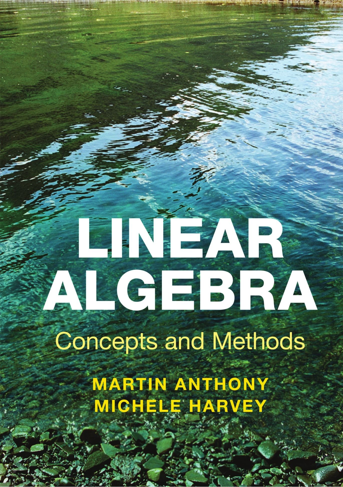 Linear Algebra Books Pdf