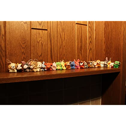 83c3d416f35 ... Joyin Toy 24 Pack of Mini Animal Plush Toy Assortment (24 units 3