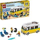 LEGO Creator 3in1 Sunshine Surfer Van 31079 Playset Toy