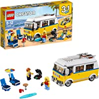 LEGO Creator 3in1 Sunshine Surfer Van 31079 Playset Toy