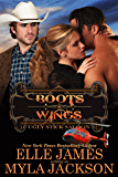 Boots & Wings (Ugly Stick Saloon Book 14)