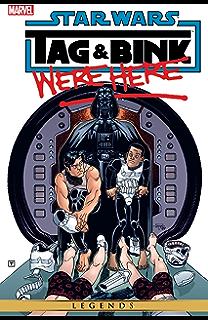 Amazon.com: Star Wars: Tag & Bink II (2006) #1 (of 2) eBook: Kevin ...