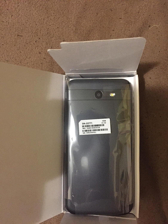 Samsung Galaxy J3 Prime (2017) black UNLOCKED (MetroPCS) DESBLOQUEADO