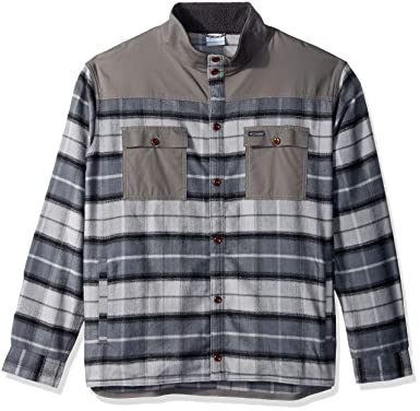 5a88371a736 Columbia Men's Deschutes River Shirt Jacket at Amazon Men's Clothing ...