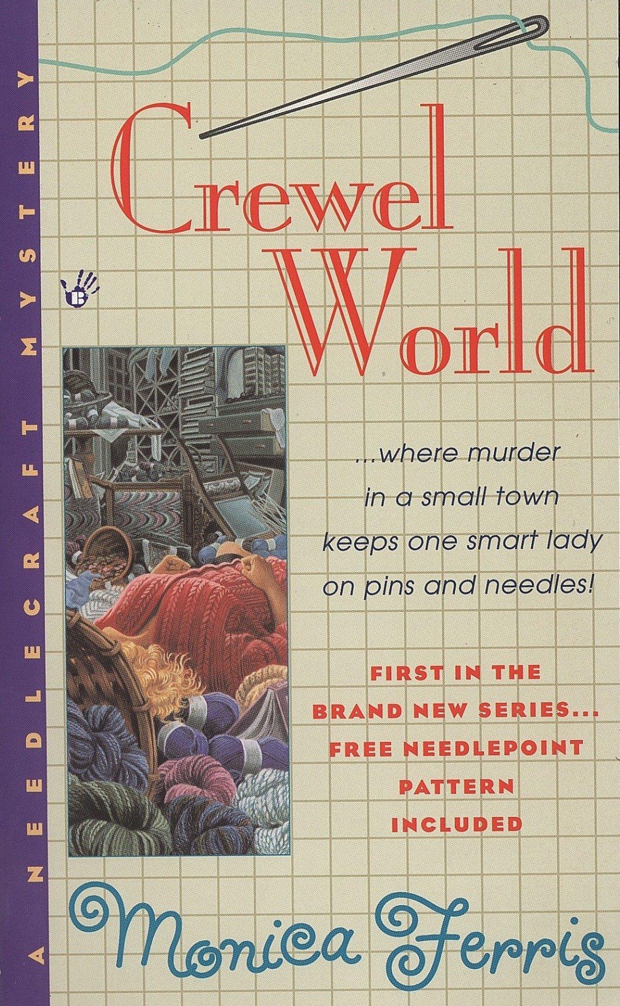 Read Online Crewel World (A Needlecraft Mystery) pdf