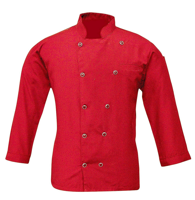 Leorenzo Creation PL-06 Men's Chef Coat (Size- XXS-5XL, in Six Colours) Leo Tailors