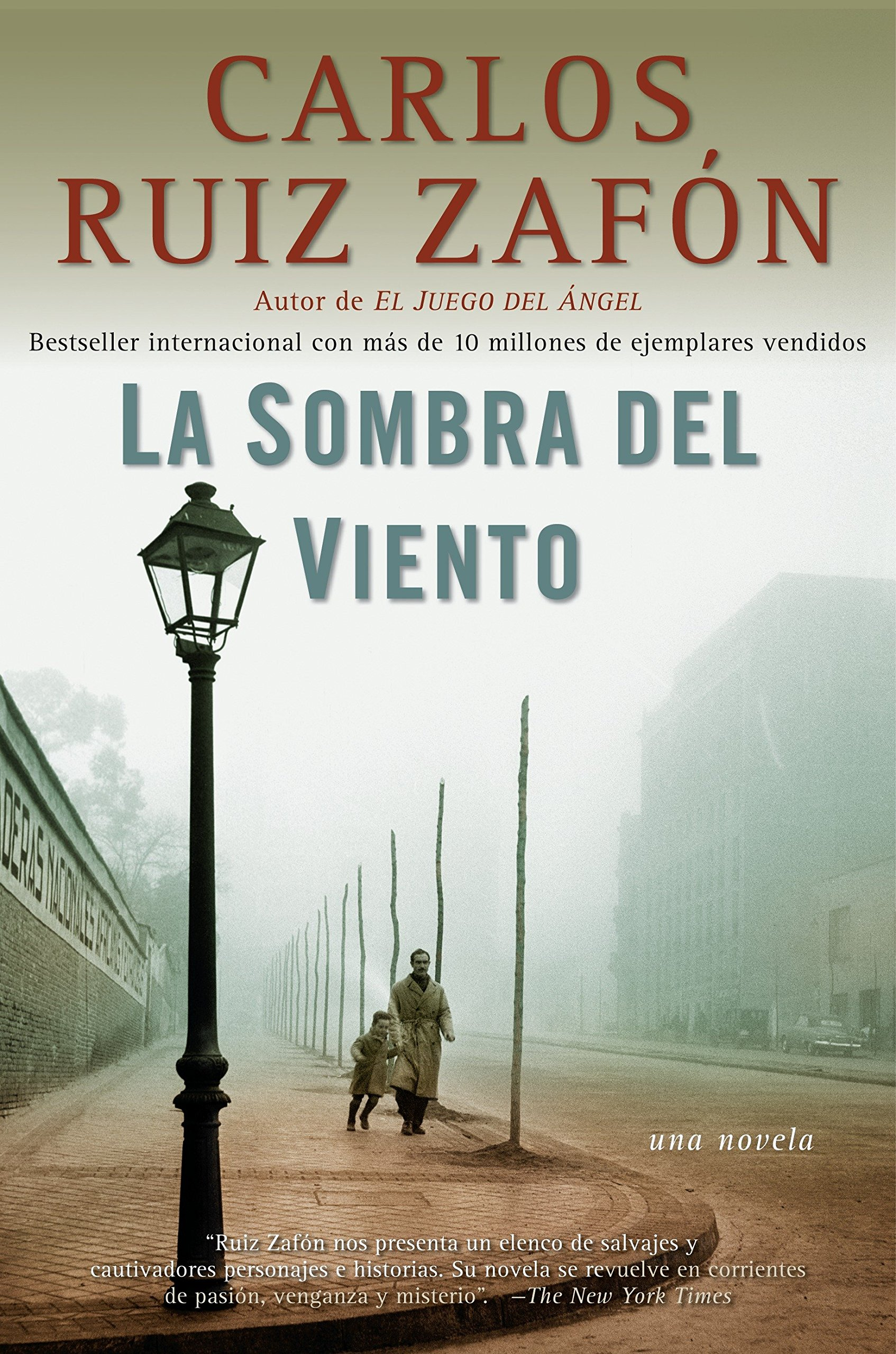 Amazon Com La Sombra Del Viento Spanish Edition