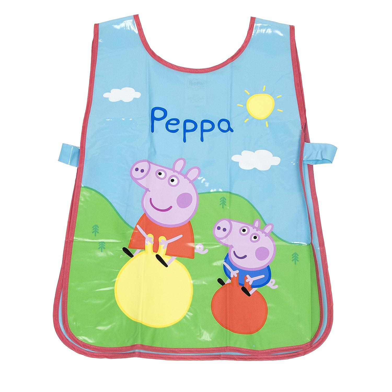 ARDITEX Peppa Pig - Babero PVC
