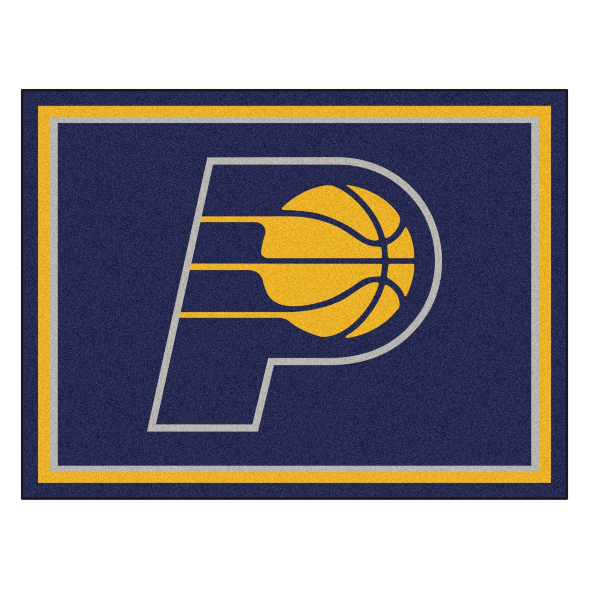 FANMATS 17453 NBA Indiana Pacers Rug