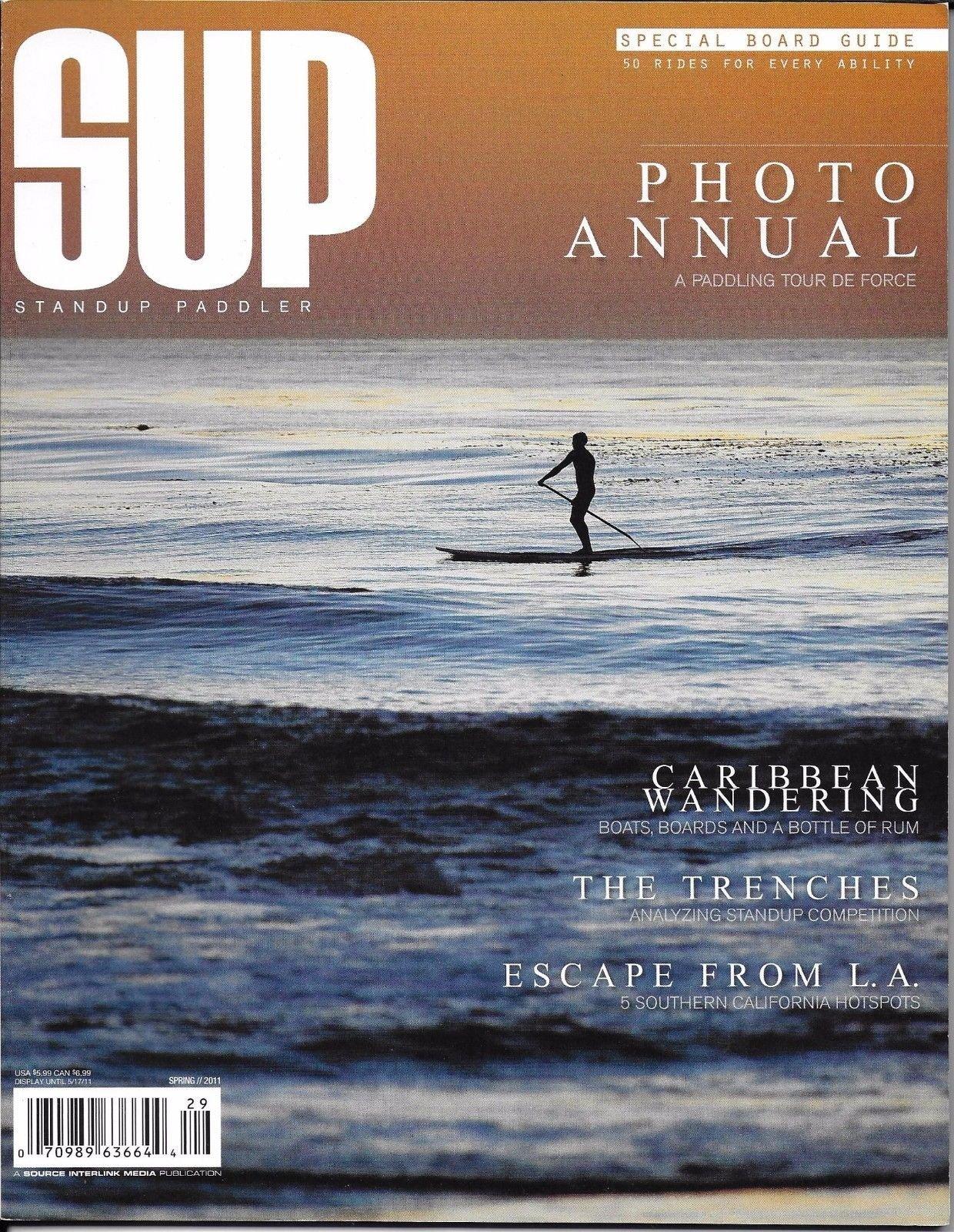 Standup Paddler magazine Spring 2011 PDF