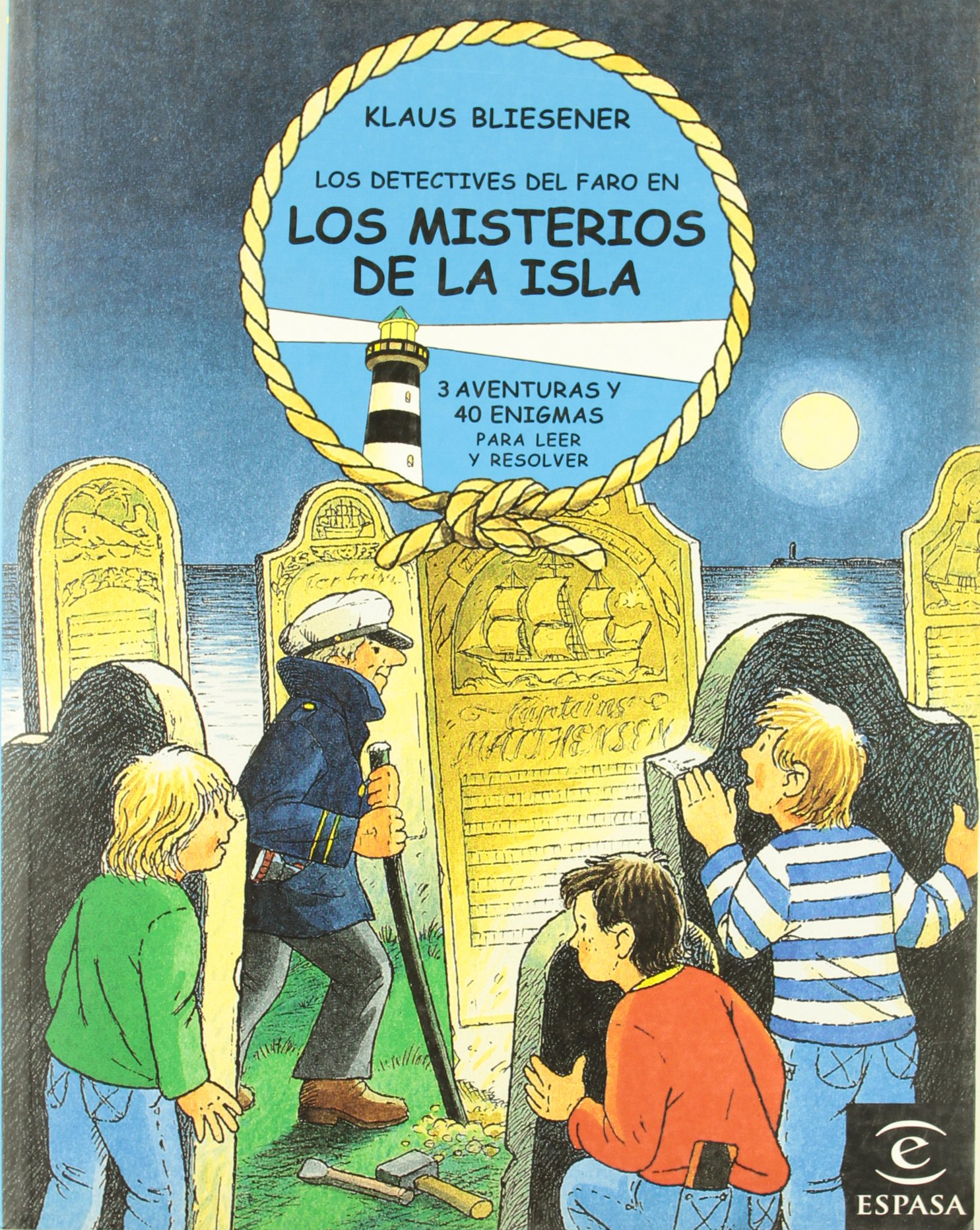 Los detectives del faro en Los misterios de la Isla LIBROS ...