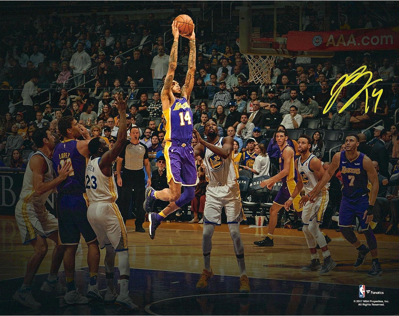 6a2376ea4e1 Brandon Ingram Los Angeles Lakers Autographed 11