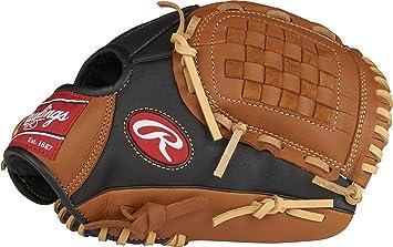 d33741abaf53c Rawlings Prodigy Youth Baseball Glove, Regular, Basket-Web, 11-Inch