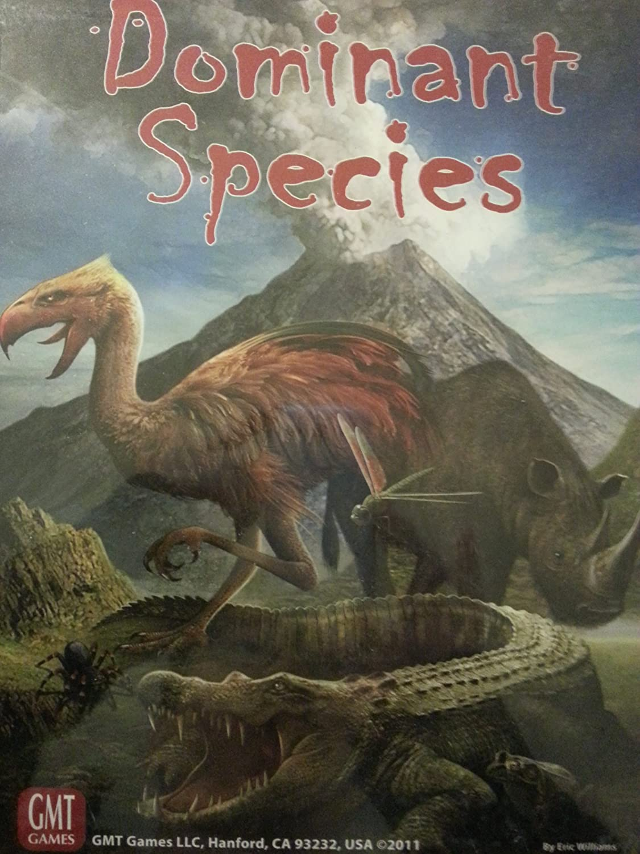 promociones Dominant Species Species Species (3Rd Printing)) - Juego de tablero (GMT Games GMT1011) (versión en inglés)  Venta en línea precio bajo descuento