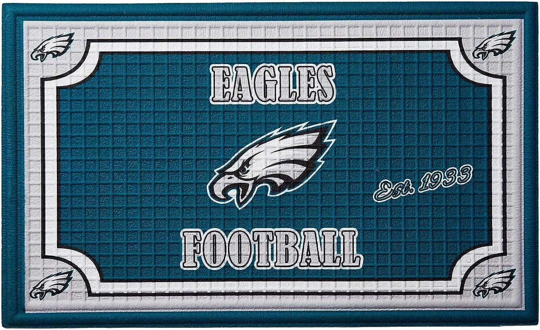 Team Sport Amerika 41em3823b Philadelphia Eagles geprä gt Fuß matte Team Sports America