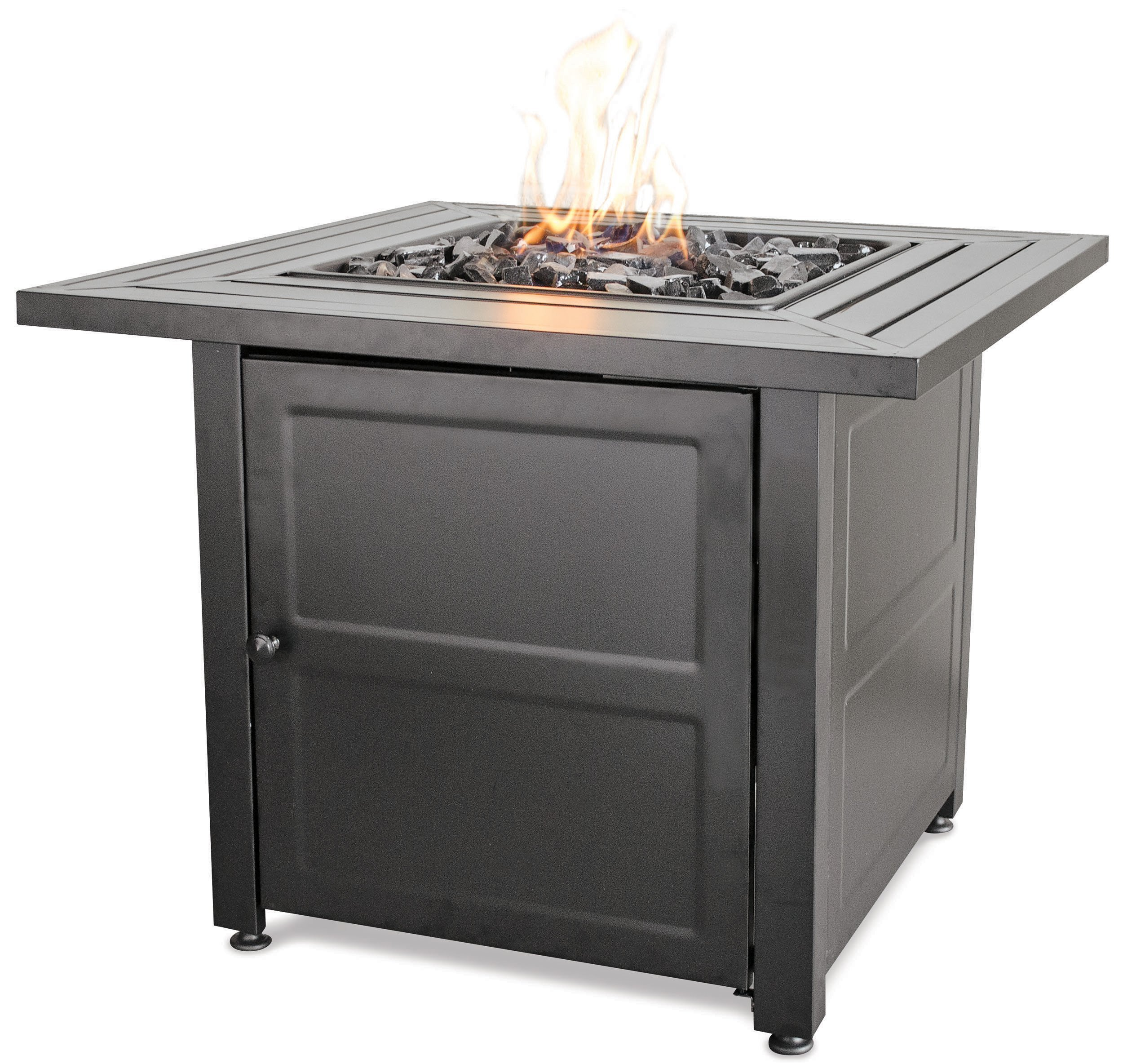 Endless Summer LP Gas Outdoor Fire Bowl with Steel Mantel by Endless Summer