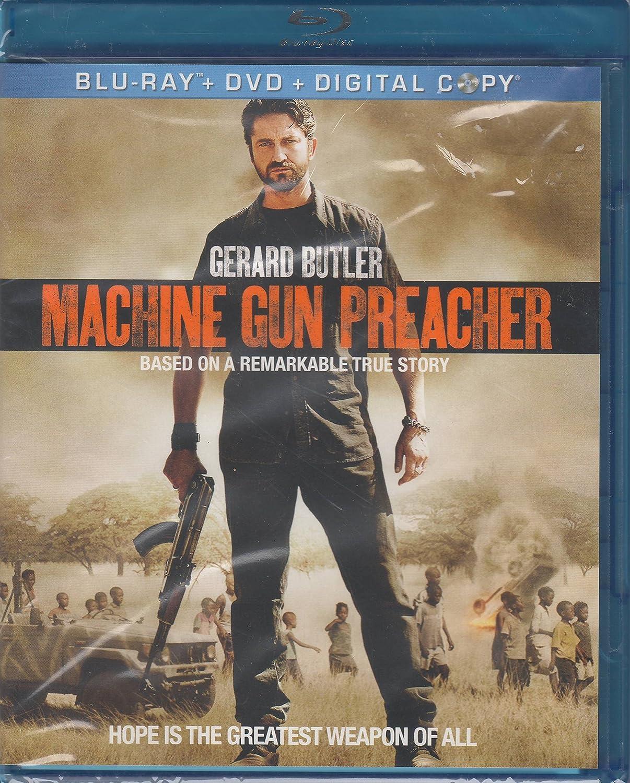 Amazon Com Machine Gun Preacher Gerard Butler Movies Tv