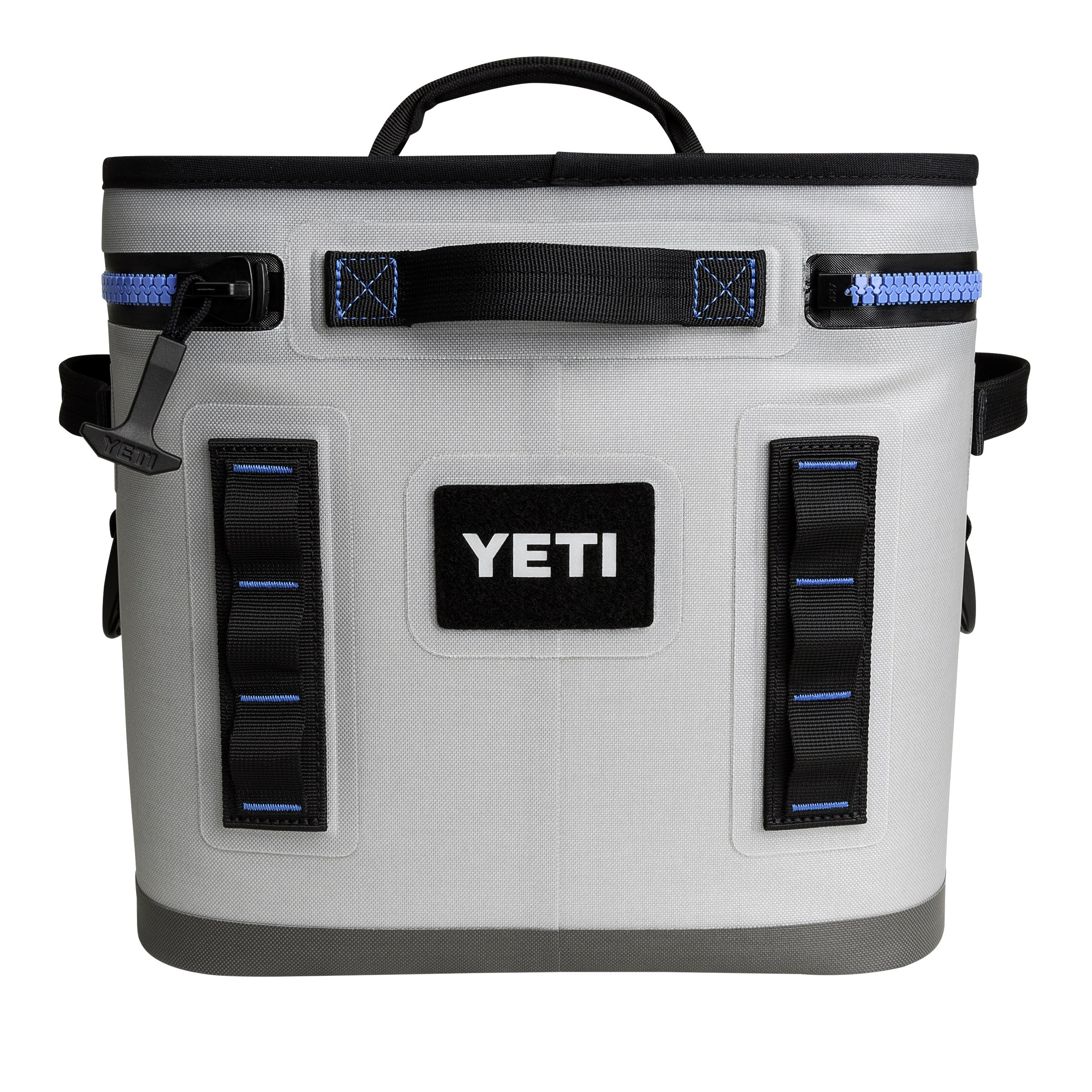 YETI Hopper Flip 12 Portable Cooler with Top Handle, Fog Gray by YETI (Image #2)