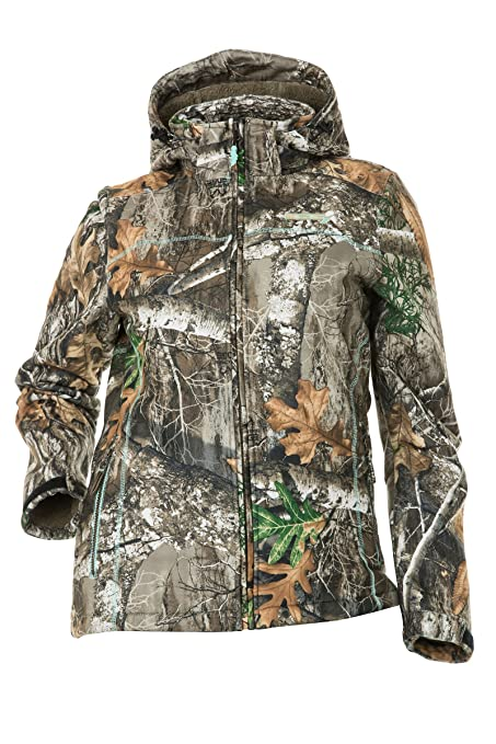 0bec3895a63c6 Amazon.com: DSG Outerwear Women's Ella Hunting Jacket Realtree Camo ...