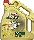 Castrol EDGE Aceite de Motores 10W-60 5L (Sello alemán)