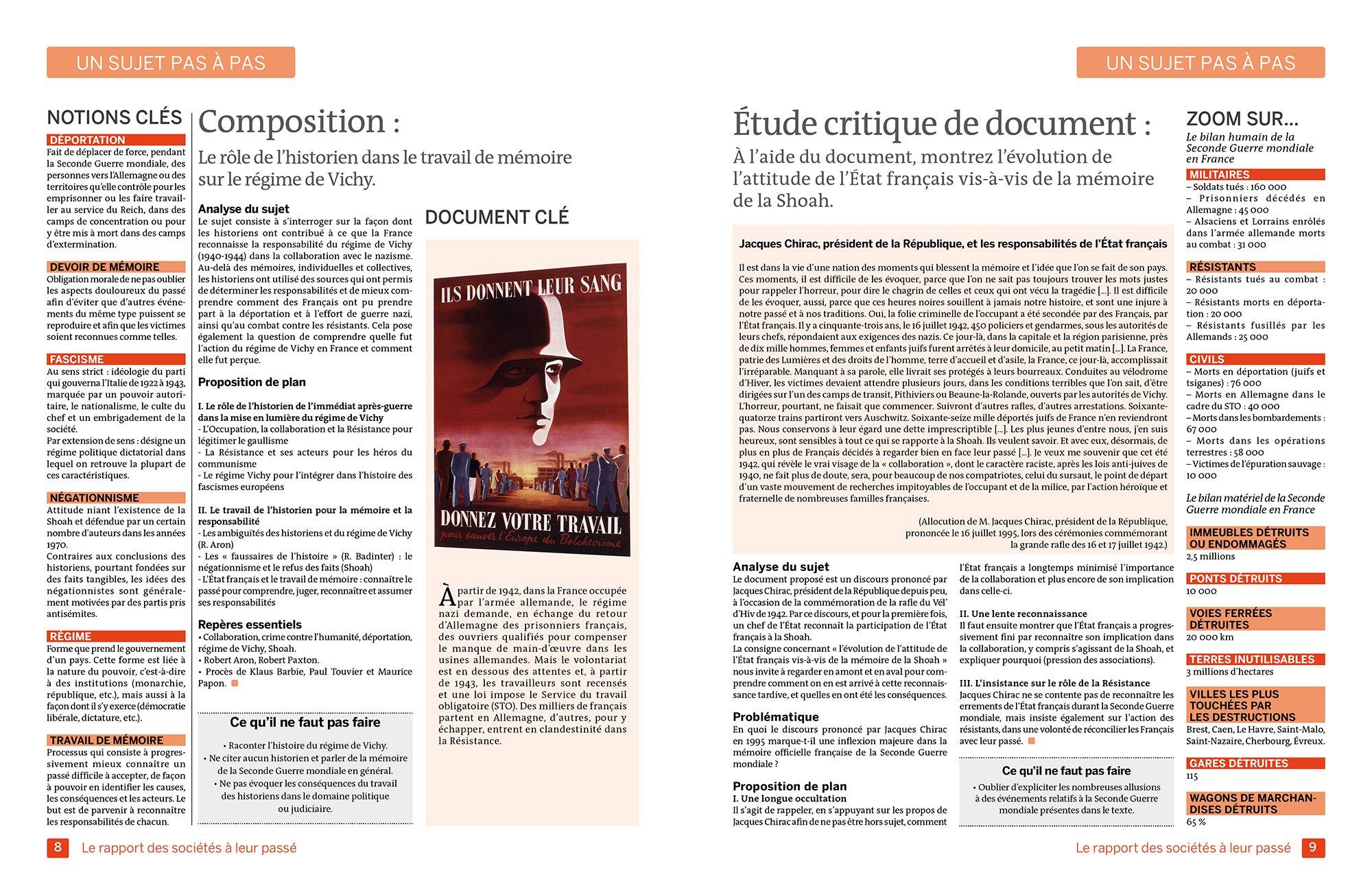 Reviser Son Bac avec Le Monde : Histoire, Édition 2017 (French Edition): Collectif, Rue des ecoles: 9782820805980: Amazon.com: Books