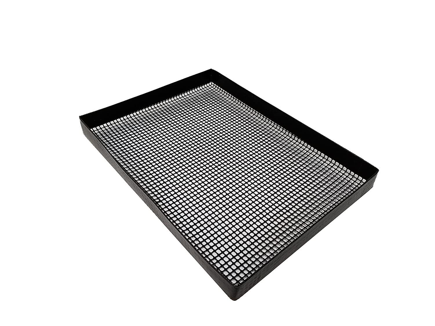 """8.5"""" X 11.5"""" PTFE Wide Mesh Oven Basket for TurboChef, Merrychef, and Amana (Replaces P80041)"""