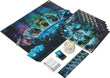 Asmodee ABY01USASM Abyss - Juego de Mesa (Cover Art May Variy), Multicolor: Amazon.es: Juguetes y juegos