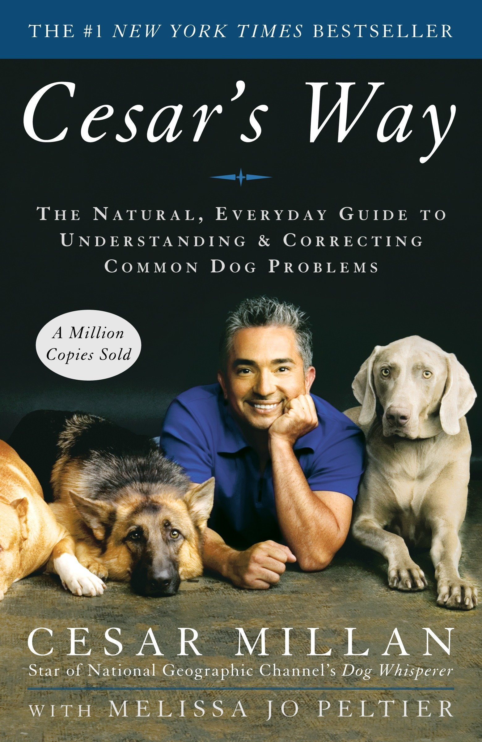 Cesar's Way: The Natural, Everyday Guide to Understanding & Correcting Common Dog Problems by Random House