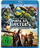 Teenage Mutant Ninja Turtles - Out of the Shadows [Blu-ray]