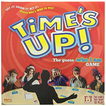 Image result for Times Up game