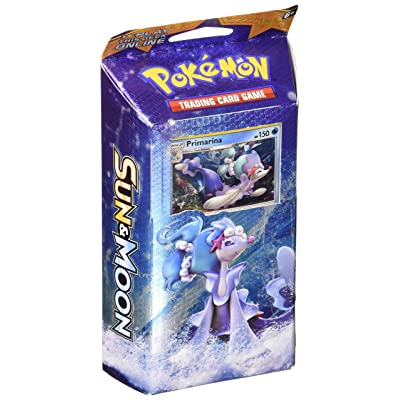 Pokemon TCG: Sun & Moon, Bright Tide Theme Deck: Toys & Games