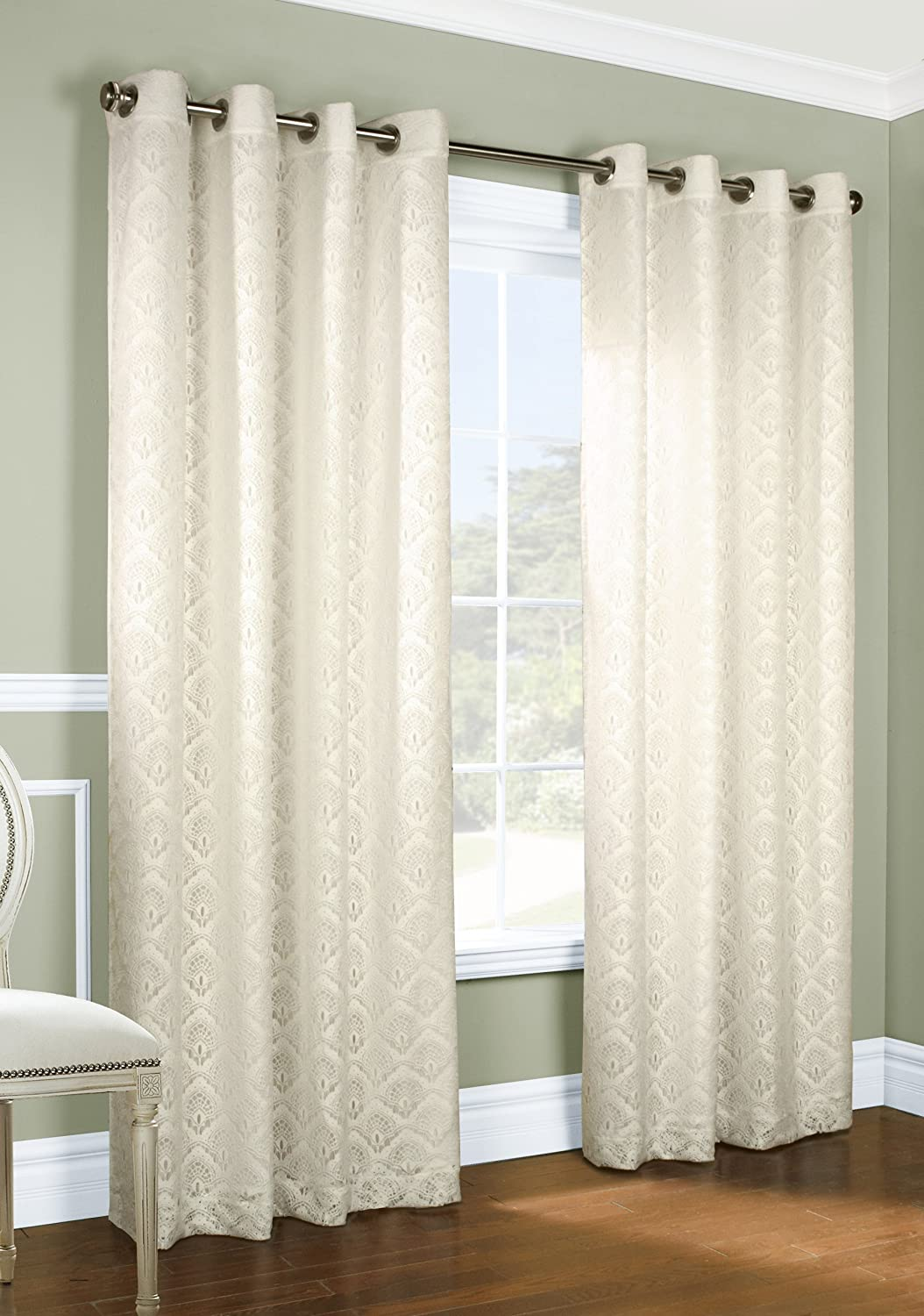 gold home ii string uk decor panels ukappealing lace appealing curtains panel your sorrento improvement window apply cotton soro to curtain designs