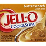 Amazon.com : Jell-O Instant Strawberry Creme Pudding and ...