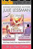 ISLE OF HOPE BEACH-BUNDLE COLLECTION: Book 1, Isle of Hope--Unfailing Love; Book 2, Love Everlasting; Book 3, His Steadfast Love