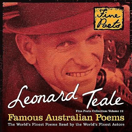 Amazon com: Leonard Teale: Famous Australian Poems: Music