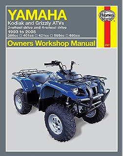 1993 1996 yamaha yfm400 kodiak atv repair manual pdf