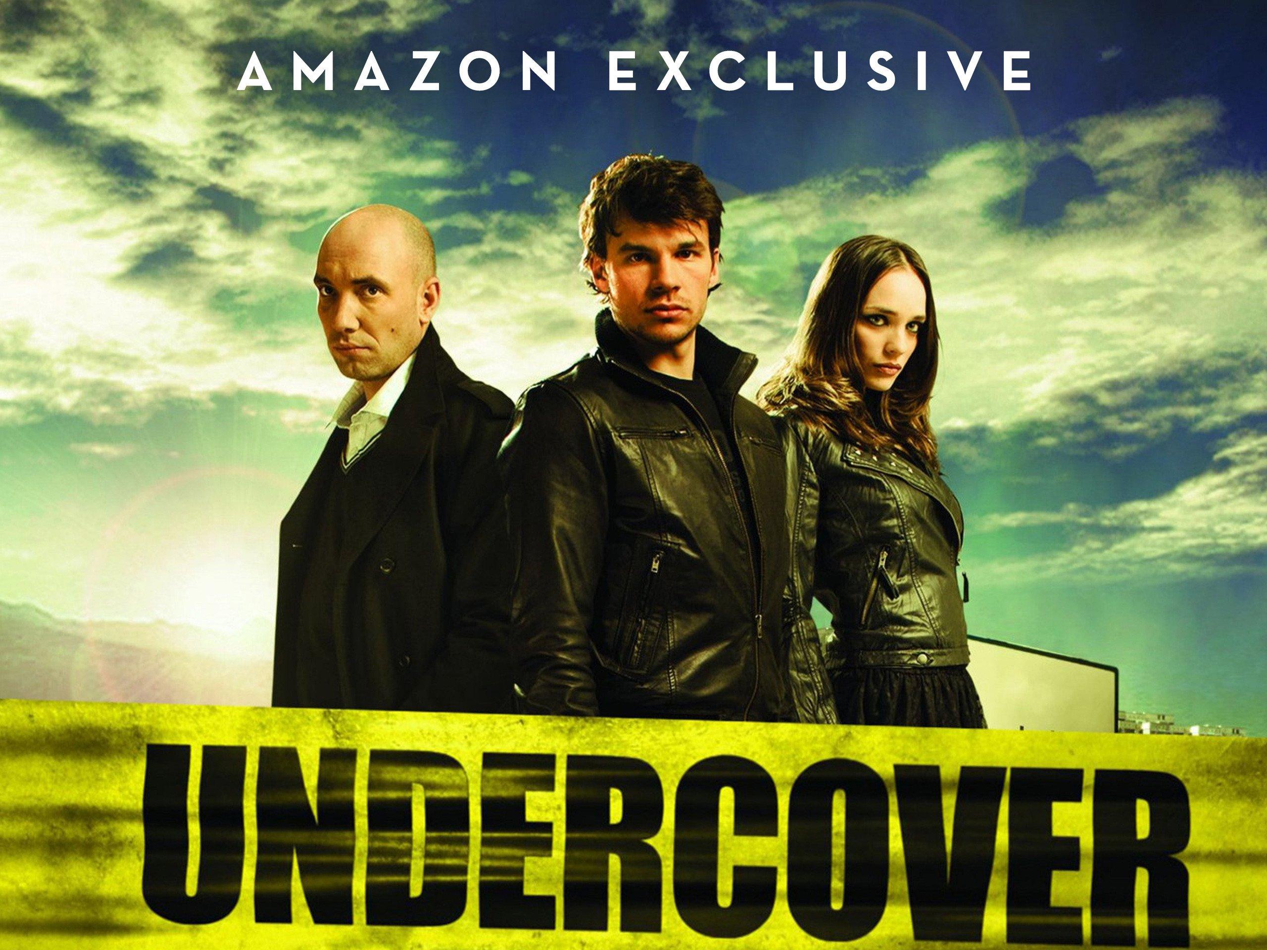 Amazonde Undercover Staffel 1 Dtov Ansehen Prime Video