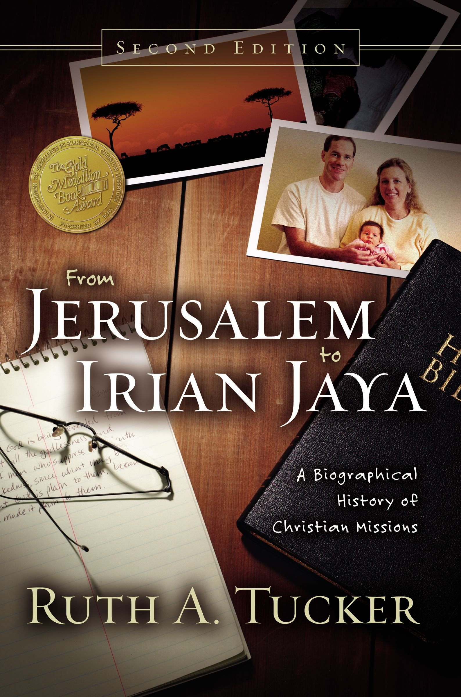 from jerusalem to irian jaya a biographical history of christian