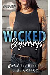 Wicked Beginnings (Wicked Bay Book 1) Kindle Edition
