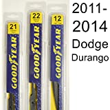 Amazon.com: Dodge Avenger (2008-2011) Wiper Blade Kit - Set ...