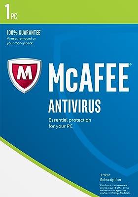 McAfee 2017 AntiVirus