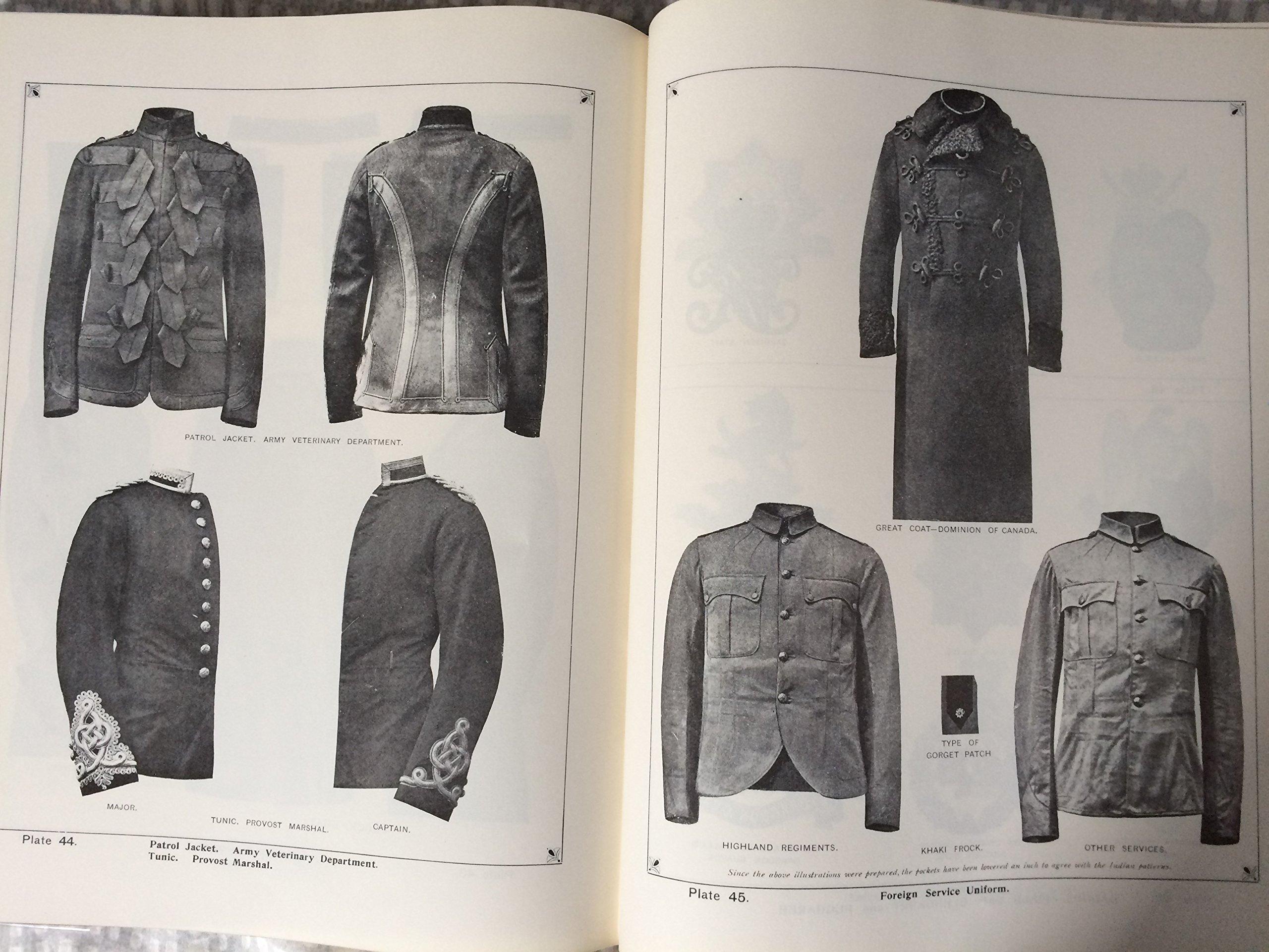 Dress Regulations 1900: W  Y  Carman: 9789132760440: Amazon