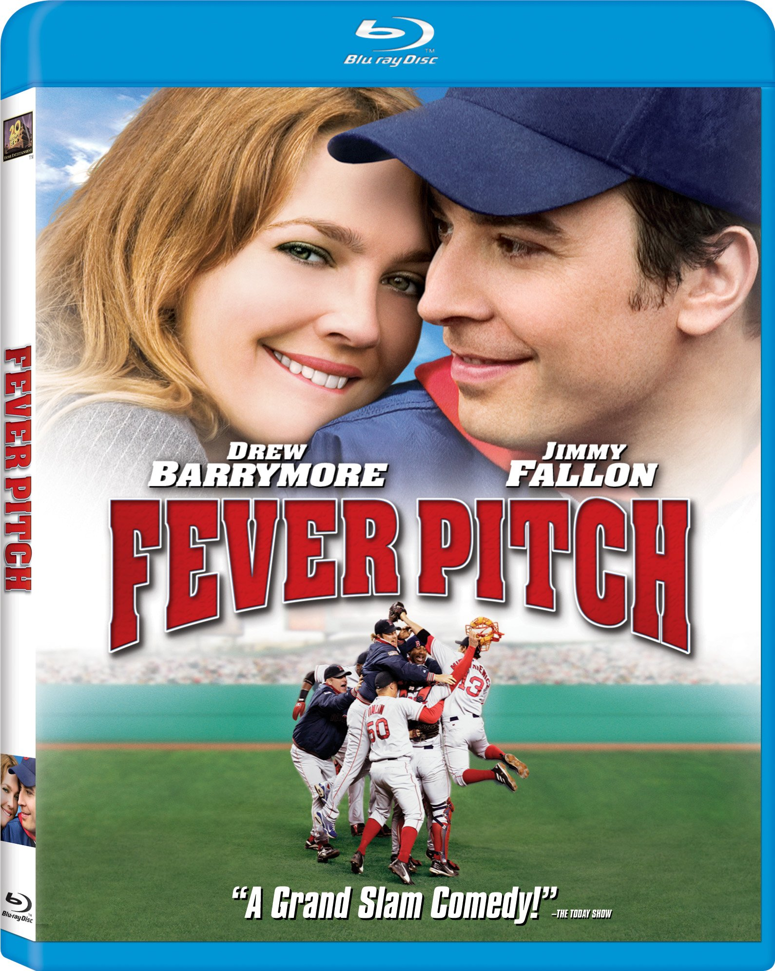 Blu-ray : Fever Pitch (Digital Theater System, AC-3, Dolby, , Widescreen)